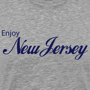 Heather grey new jersey T-Shirts - Men's Premium T-Shirt
