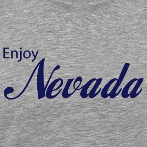 Heather grey nevada T-Shirts - Men's Premium T-Shirt