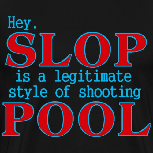 Slop shooters shirt