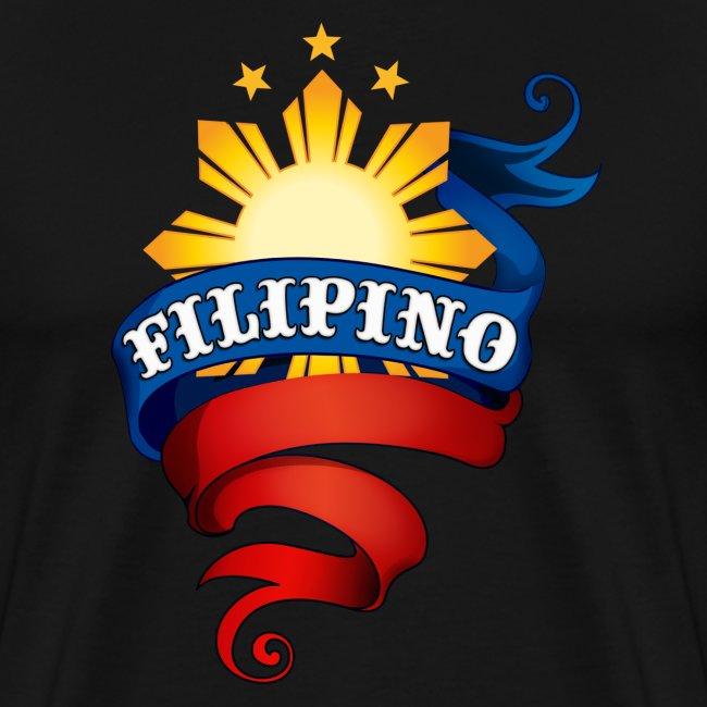 Men's Definitely Filipino Tee 3XL