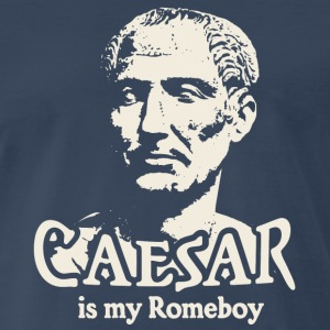 Caesar Romeboy Heavyweight T - Men's Premium T-Shirt