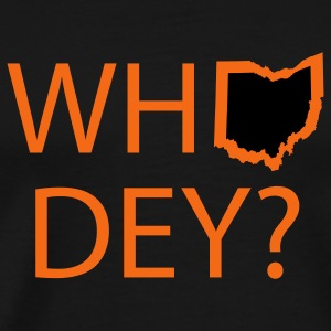 who dey T-Shirts - Men's Premium T-Shirt