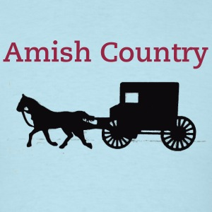 Amish Country - Men's T-Shirt