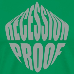 Recession Proof - Men's Premium T-Shirt