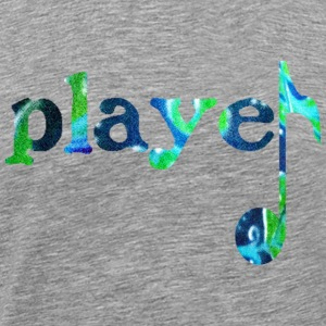 Ash  PLAYER (musician) T-Shirts - Men's Premium T-Shirt