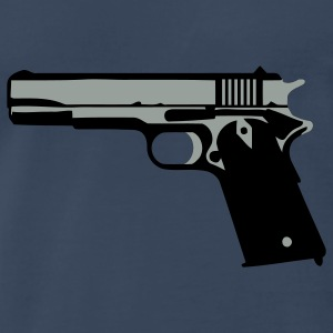 Pistol 1911 - Men's Premium T-Shirt