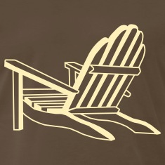 Chocolate Adirondack T-Shirts