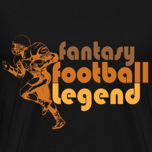Retro Fantasy Football Legend - Men's Premium T-Shirt