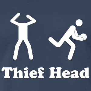 Thief Head - Men's Premium T-Shirt