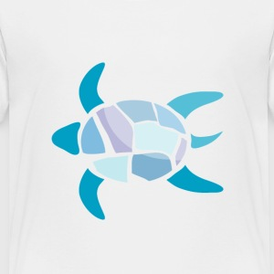 White turtle Toddler Shirts - Toddler Premium T-Shirt