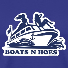 Boats n Hoes Short Sleeve