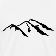 White Mountains T-Shirts