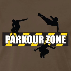 Parkour Zone - Men's Premium T-Shirt