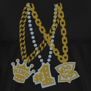 Hip Hop King - Men's Premium T-Shirt