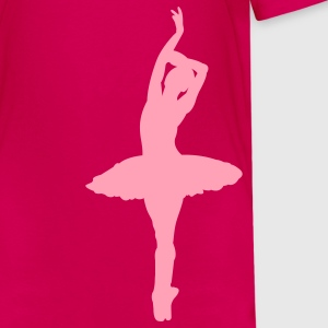 Pretty Ballerina - Kids' Premium T-Shirt