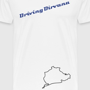 Driving Nirvana (Nurburgring) - Men's Premium T-Shirt