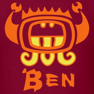 Ben Tzolkin Maya Art - Men's T-Shirt