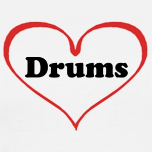 Drums T-shirt - Men's Premium T-Shirt