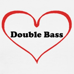 Double Bass T-shirt - Men's Premium T-Shirt