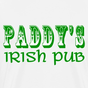 Paddy's Irish Pub - Men's Premium T-Shirt