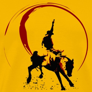 Matador T-shirt - Yellow - Men's Premium T-Shirt