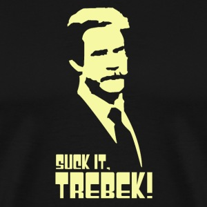Trebek - Men's Premium T-Shirt