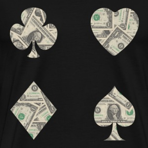 money club  - Men's Premium T-Shirt