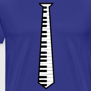 tie keys - Men's Premium T-Shirt