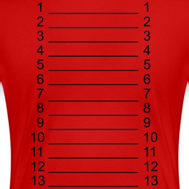 I`m a Hairlista Plus Size Length Shirt SL +