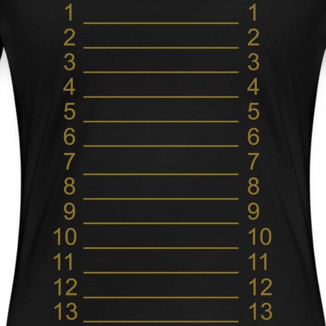 I`m a Hairlista Plus Size Length Shirt APL+