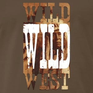 Wild Wild West  - Men's Premium T-Shirt