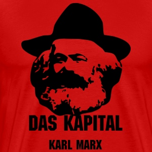 Carl Marx - Das Kapital. - Men's Premium T-Shirt