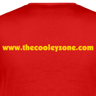 Design ~ Chris Cooley is my Life Coach XXXL Red