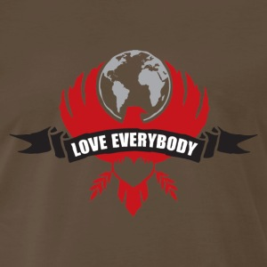 Love Everybody - Men's Premium T-Shirt