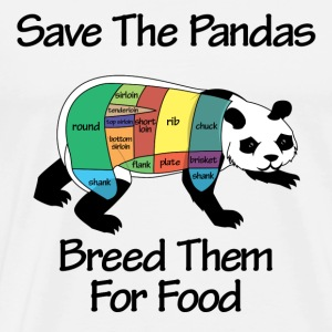 Panda Breeding - Men's Premium T-Shirt