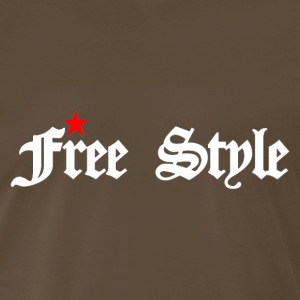 Free Style [mixed edition] - Men's Premium T-Shirt