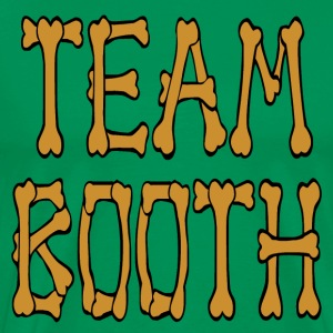 Kelly green Team Booth T-Shirts - Men's Premium T-Shirt