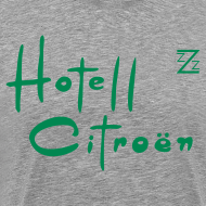 Design ~ now in the US, welcome to Hotel Citroen