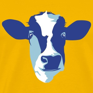 Gold cow T-Shirts - Men's Premium T-Shirt