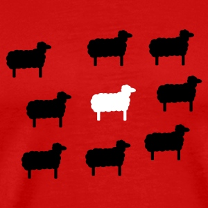 sheep - Men's Premium T-Shirt