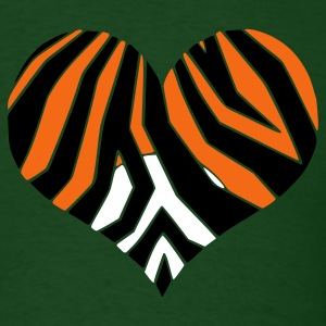 Forest green tigerheart T-Shirts - Men's T-Shirt
