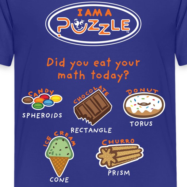 Did you EAT your math today?