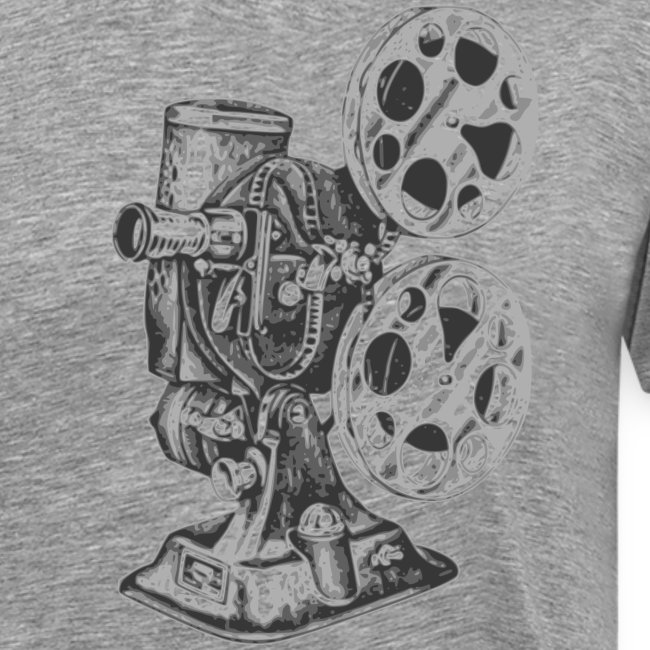 Old Skool Projector t-shirt