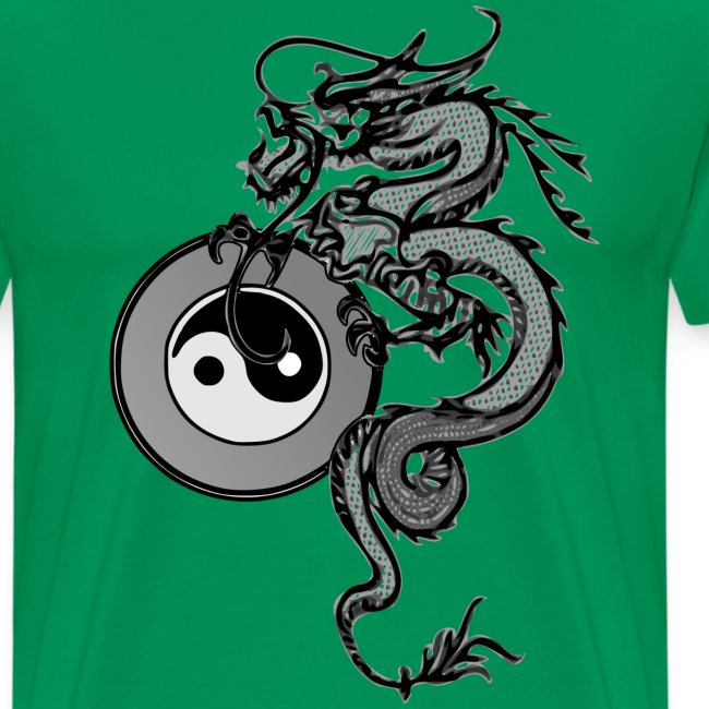 Men's Tai Chi Dragon