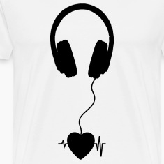 music lover black