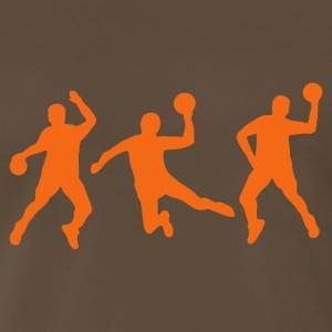 Handball - Men's Premium T-Shirt