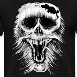 One Nasty Skull - Men's Premium T-Shirt