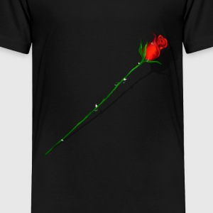 Rose and Shadow - Toddler Premium T-Shirt