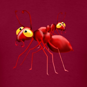 Two Red Ants - Men's T-Shirt