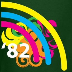 Forest green 82 bo (full colour) T-Shirts - Men's T-Shirt